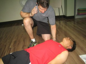 First Aid Training in Winnipeg