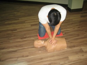 First Aid Training in Calgary
