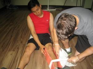 First Aid Training in Ottawa