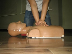 First Aid Training Red Deer