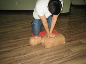 First Aid Training in Surrey