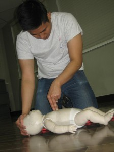 First aid training in Hamilton